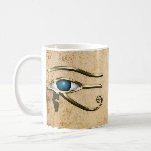 Ojo de Horus Tazas