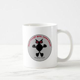 Ojo de la burbuja del gato, gato del ojo de la taza básica blanca