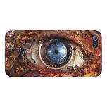Ojo de la cámara de Steampunk iPhone 5 Protector