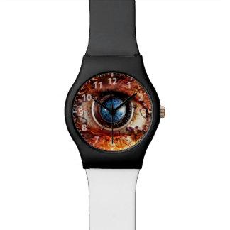 Ojo de la cámara de Steampunk Relojes