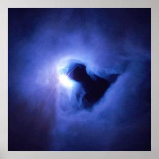 Ojo de la cerradura en los cielos -2006 póster