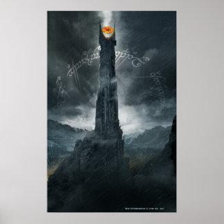 Ojo de la composición de Sauron Impresiones