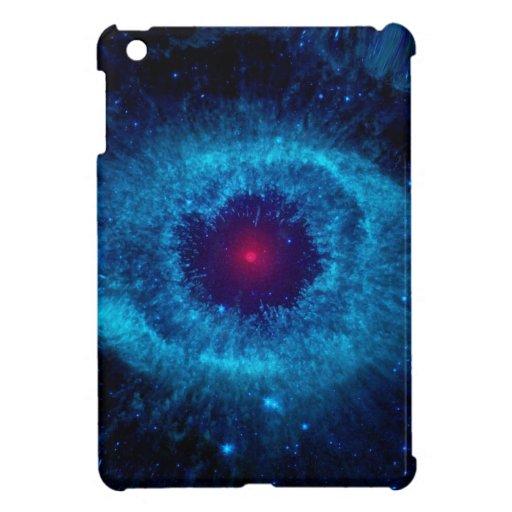 Ojo de la galaxia iPad mini protectores