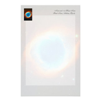 Ojo de la nebulosa de la hélice aka de dios papeleria personalizada