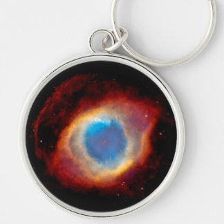 Ojo de la nebulosa de la hélice de dios llavero