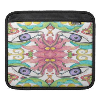 Ojo de la selva funda para iPads