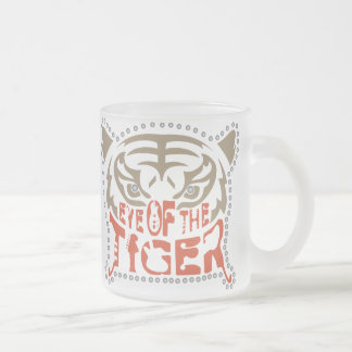 Ojo de la taza del tigre