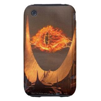 Ojo de la torre de Sauron Carcasa Though Para iPhone 3