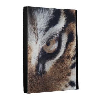 Ojo de las cajas del folio del iPad de Caseable de
