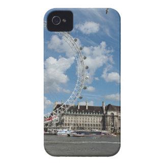 Ojo de Londres iPhone 4 Case-Mate Protectores