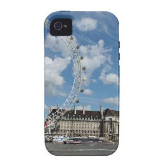 Ojo de Londres iPhone 4/4S Fundas
