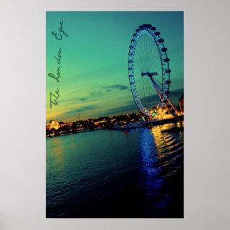 Ojo de Londres Impresiones