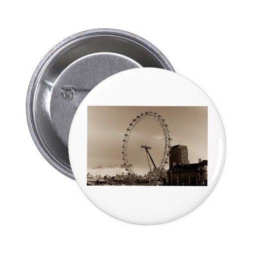 Ojo de Londres Pin