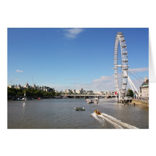 Ojo de Londres Tarjetas