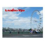 Ojo de Londres Tarjetas Postales