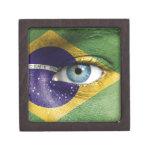 ojo de los brazils cajas de joyas de calidad