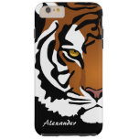 Ojo de los tigres funda de iPhone 6 plus tough