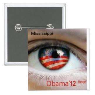 Ojo de Obama Pin