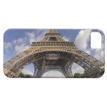 Ojo de pescados tirado de torre Eiffel iPhone 5 Carcasa