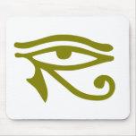 ojo de pharaohs tapetes de ratón