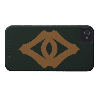 Ojo de Sauron Case-Mate iPhone 4 Protectores