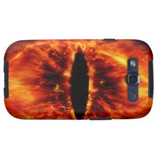 Ojo de Sauron Galaxy S3 Carcasa