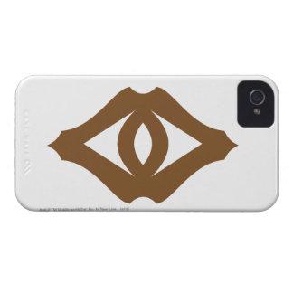 Ojo de Sauron Funda Para iPhone 4 De Case-Mate