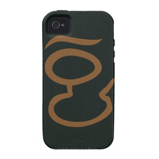 Ojo de Sauron Funda Vibe iPhone 4