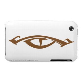 Ojo de Sauron iPhone 3 Case-Mate Funda