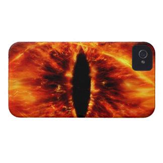 Ojo de Sauron iPhone 4 Case-Mate Carcasa