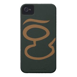 Ojo de Sauron iPhone 4 Case-Mate Carcasas