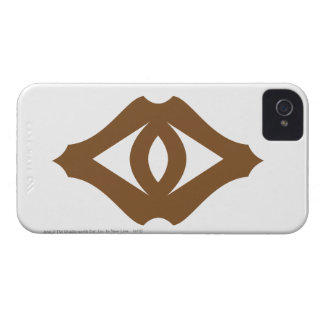 Ojo de Sauron iPhone 4 Case-Mate Cobertura