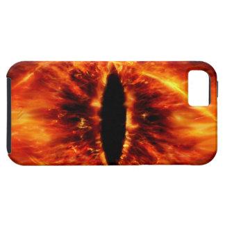 Ojo de Sauron iPhone 5 Carcasa