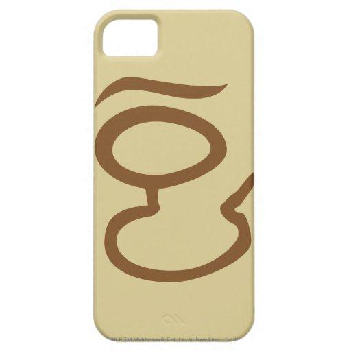 Ojo de Sauron iPhone 5 Case-Mate Funda