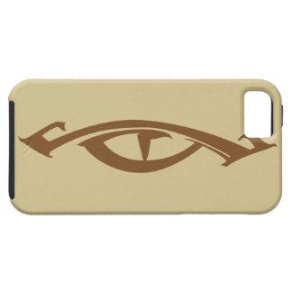 Ojo de Sauron iPhone 5 Funda