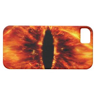 Ojo de Sauron iPhone 5 Fundas