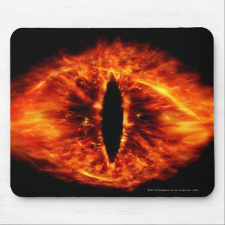 Ojo de Sauron Mousepads