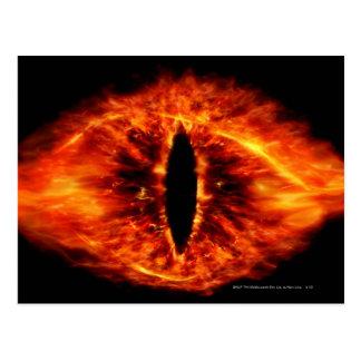 Ojo de Sauron Tarjetas Postales
