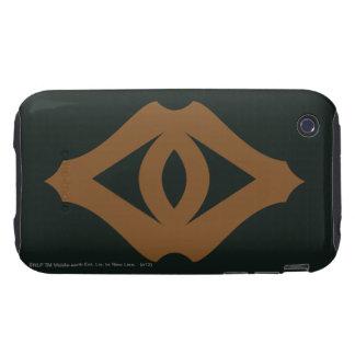 Ojo de Sauron Tough iPhone 3 Protectores