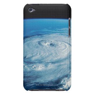 Ojo de un huracán barely there iPod fundas