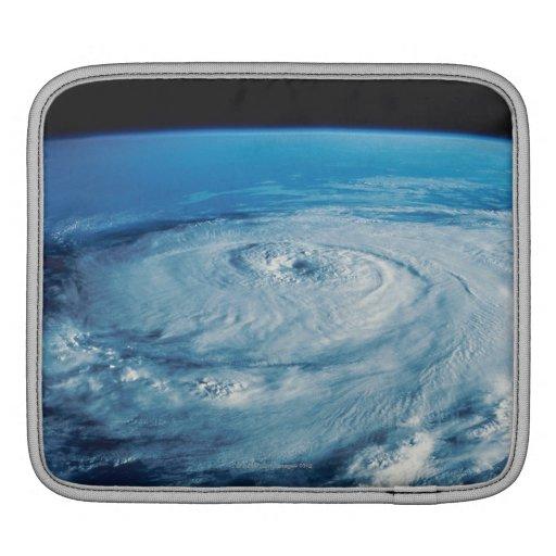 Ojo de un huracán manga de iPad
