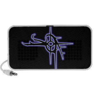 Ojo de Vlaxia iPod Altavoces