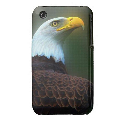 ojo del águila iPhone 3 Case-Mate protector