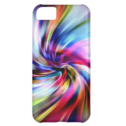 Ojo del arco iris funda para iPhone 5C