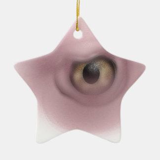 Ojo del buitre ornamento de reyes magos