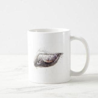 ojo del caballo/del potro taza de café