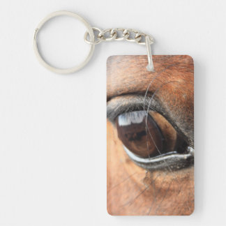 Ojo del caballo llaveros