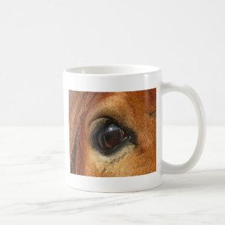 ojo del caballo taza