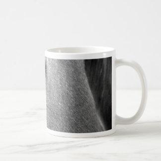 Ojo del caballo tazas de café
