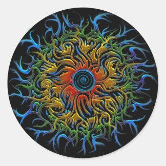 Ojo del cosmos - pegatina